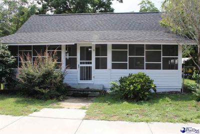 Hartsville Single Family Home Uc/Show For Back Up: 402 Millikin