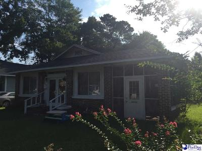Florence County Single Family Home Active-Price Change: 608 Warley