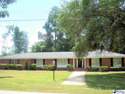 Dillon County Single Family Home For Sale: 422 Johnson Drive
