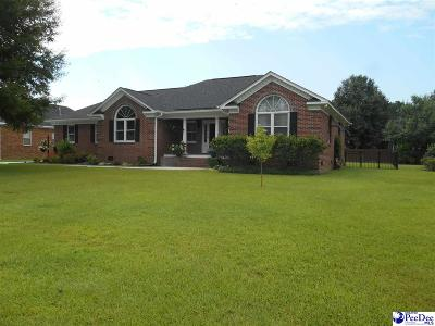 Florence Single Family Home Uc/Show For Back Up: 612 Chaucer