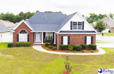 Florence SC Single Family Home For Sale: $231,500