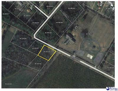 Cades SC Residential Lots & Land For Sale: $11,500