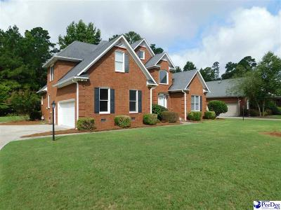 Florence Single Family Home Uc/Show For Back Up: 1107 Oak Chase