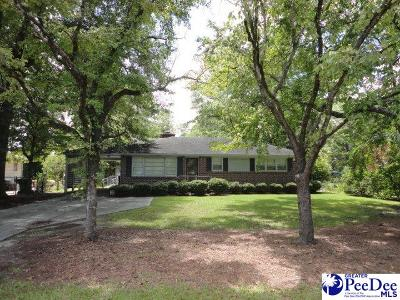 Florence  Single Family Home Uc/Show For Back Up: 1166 Pinckney Avenue