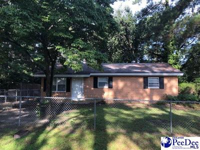 Florence Single Family Home For Sale: 329 S Court Avenue