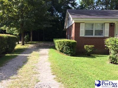 Mullins Single Family Home Under Contingency Cont: 625 Avon Circle