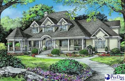 Fort Mill SC Single Family Home For Sale: $872,240
