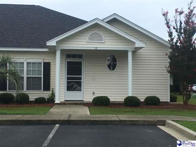 Florence Condo/Townhouse Uc/Show For Back Up: 1714-B Oakdale Terrace
