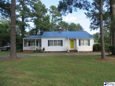 Lake City SC Single Family Home For Sale: $145,000