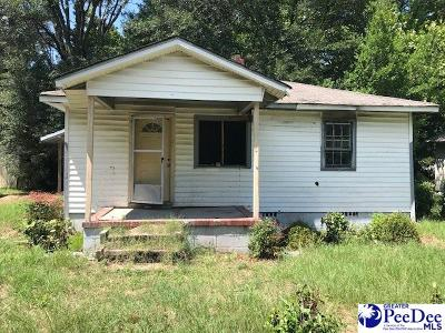 Single Family Home Uc/Show For Back Up: 330 Tillotson