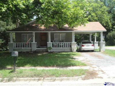 Latta Single Family Home For Sale: 506 E Main Street