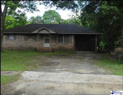 Latta Single Family Home For Sale: 306 NE Railroad Avenue
