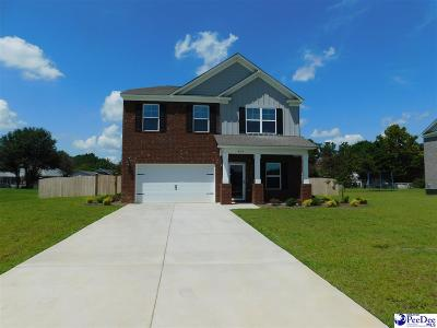Florence Single Family Home Uc/Show For Back Up: 4124 Enclave