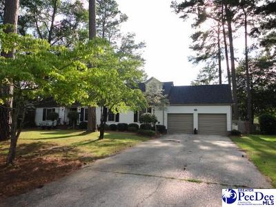 Florence County Single Family Home Active-Extended: 1711 Raven Drive