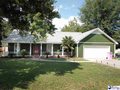 Florence Single Family Home Uc/Show For Back Up: 959 Farm Quarter Road