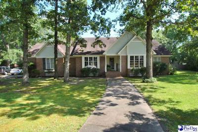 Florence Single Family Home For Sale: 612 Victoria Court