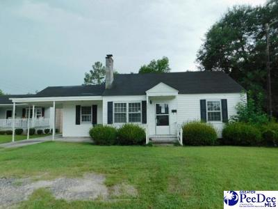 Marion SC Single Family Home Active-Price Change: $44,900