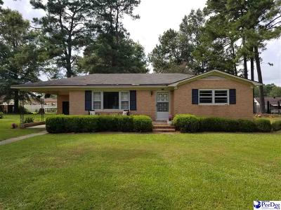 Effingham Single Family Home Uc/Show For Back Up: 212 E Smallwood