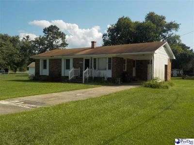Bennettsville Single Family Home For Sale: 209 Elm Street