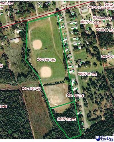 Florence County Residential Lots & Land For Sale: 3520 Alligator Rd.