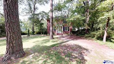 Hartsville Single Family Home For Sale: 500 Law St