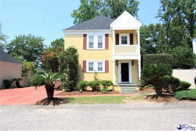 Florence SC Single Family Home For Sale: $192,000