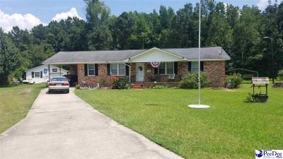 Florence SC Single Family Home For Sale: $117,000