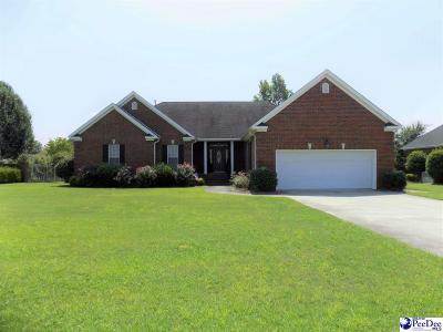 Florence SC Single Family Home New: $236,900