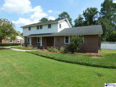 Florence SC Single Family Home New: $204,900