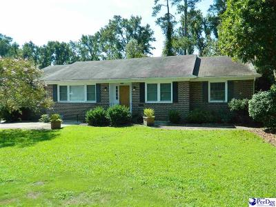 Florence SC Single Family Home New: $179,500