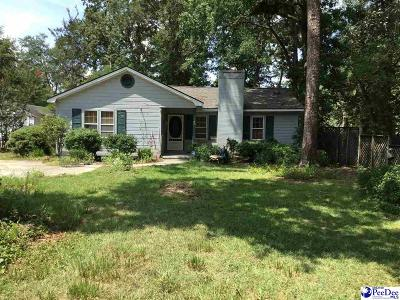Lake City Single Family Home Uc/Show For Back Up: 228 Brantley Street