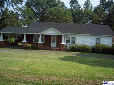 Dillon County Single Family Home Uc/Show For Back Up: 611 W 3rd Avenue