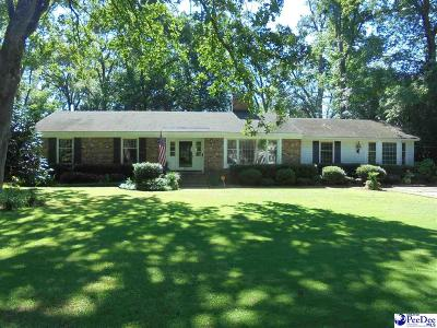 Marion Single Family Home For Sale: 902 Evans Rd.