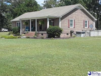 Marion Single Family Home Uc/Show For Back Up: 3452 Rouse Road