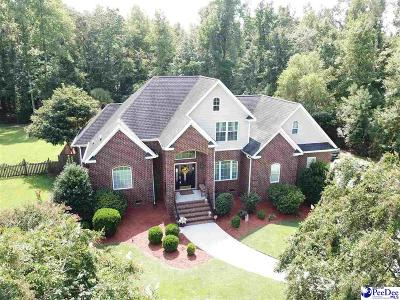 Florence Single Family Home Uc/Show For Back Up: 1108 Rock Creek Rd.