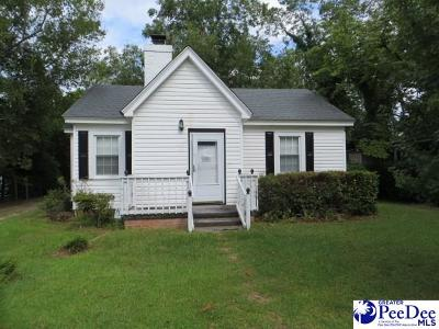Florence Single Family Home For Sale: 108 S Edisto Drive