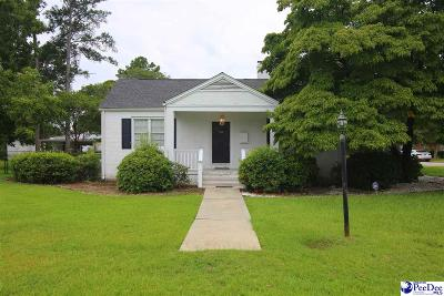 Dillon Single Family Home For Sale: 700 E Jackson St.