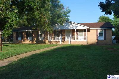 Florence Single Family Home Uc/Show For Back Up: 1058 Ohara Drive