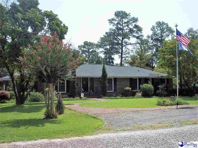 Dillon SC Single Family Home For Sale: $259,000