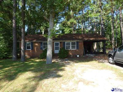 Florence Single Family Home Uc/Show For Back Up: 700 Julip Lane