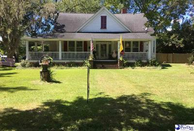 Marion County Single Family Home For Sale: 410 S Main