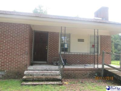 Dillon Single Family Home For Sale: 522 Evers Drive