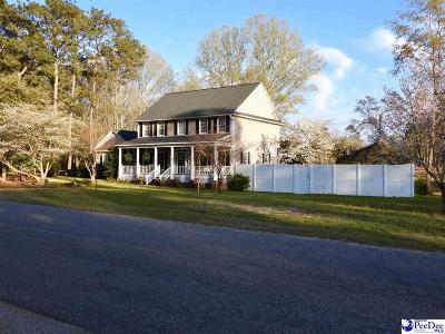 Hartsville Single Family Home For Sale: 358 Birchwood Drive