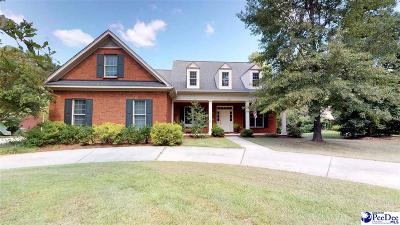 Florence Single Family Home For Sale: 651 Ascot Drive
