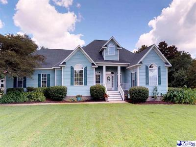 Florence Single Family Home For Sale: 2400 Sarazen Ct.