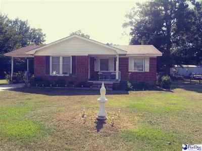 Hartsville Single Family Home For Sale: 1434 Flag Street