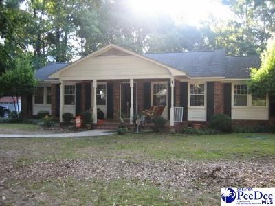 Darlington Single Family Home For Sale: 2409 Holly Cir