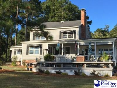 Hartsville SC Single Family Home For Sale: $425,000