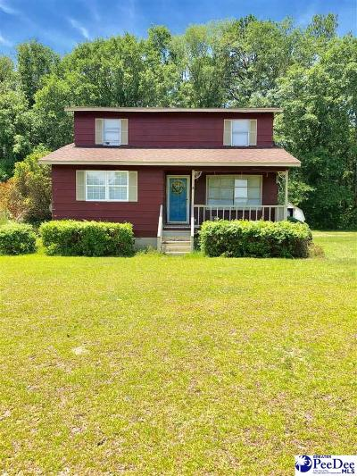 Hartsville Single Family Home For Sale: 1734 Pacolet Dr.