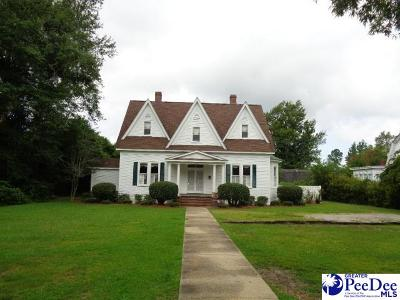 Marion Single Family Home For Sale: 203 Willcox Ave.